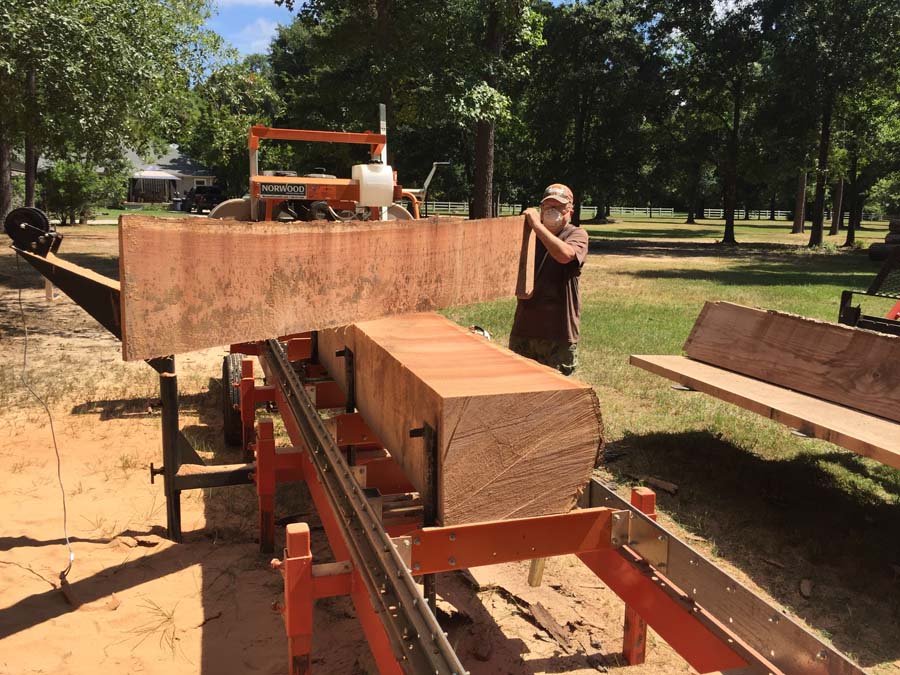 custom lumber