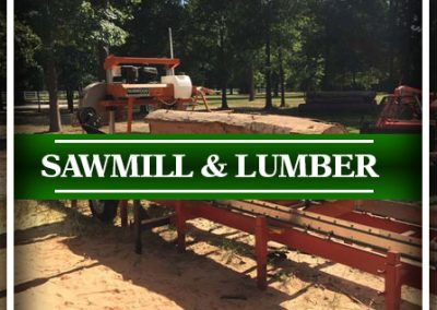 Sawmill and Lumber Gallery