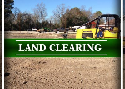 Land Clearing Gallery
